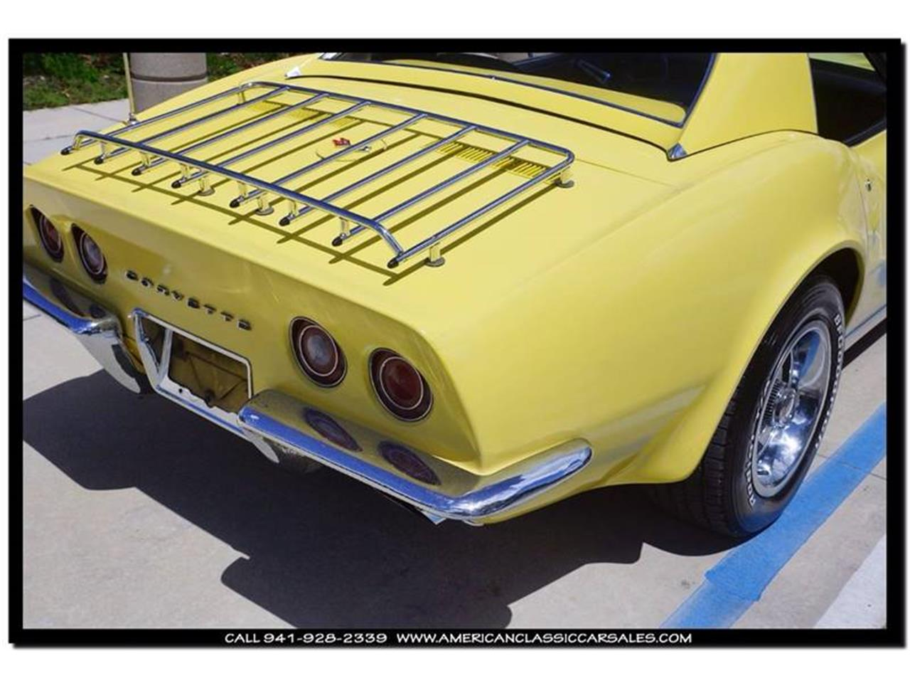 Large Picture of '70 Chevrolet Corvette located in Florida Offered by American Classic Car Sales - JC5K