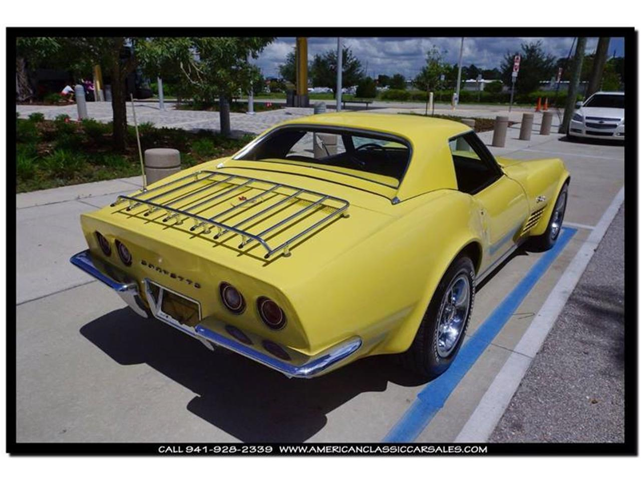 Large Picture of Classic 1970 Corvette located in Florida - $35,900.00 - JC5K