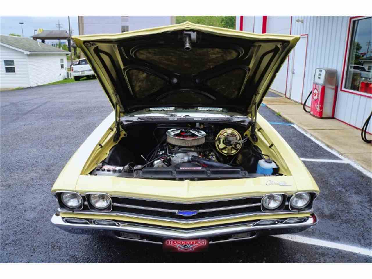 Large Picture of '69 Chevelle - JC5T