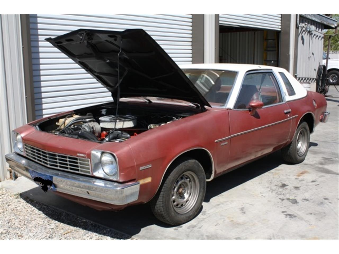 Large Picture of 1975 Chevrolet Monza located in Tennessee Offered by a Private Seller - JC6D