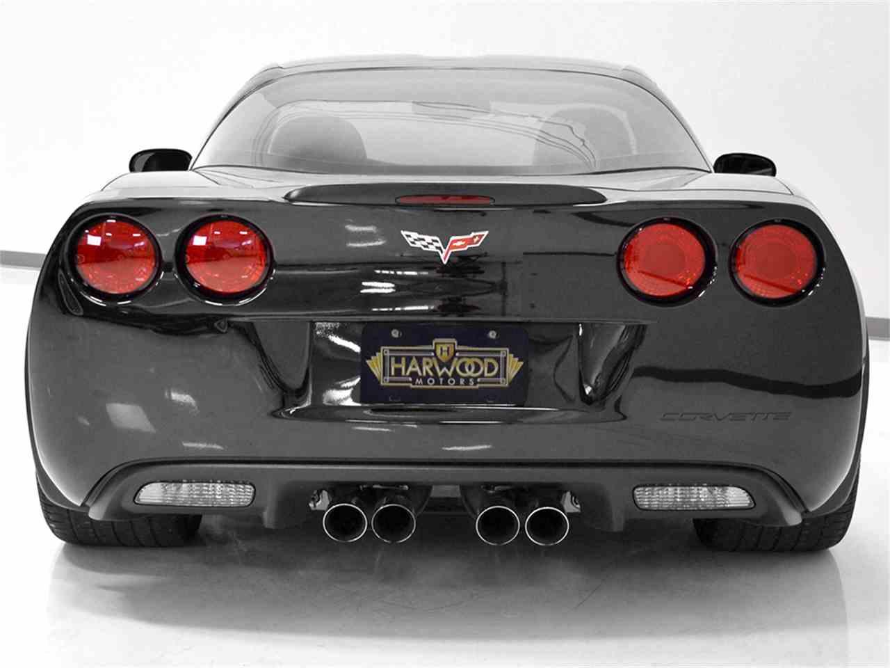 Large Picture of '09 Corvette Z06 - JC9I