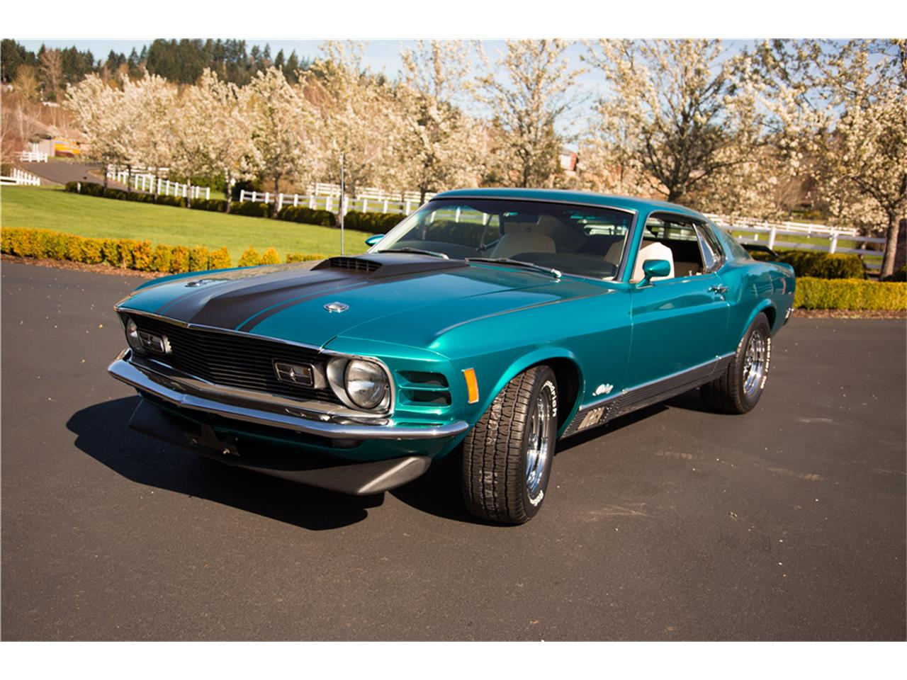 1970 Ford Mustang Mach 1 for Sale | ClassicCars.com | CC-902446