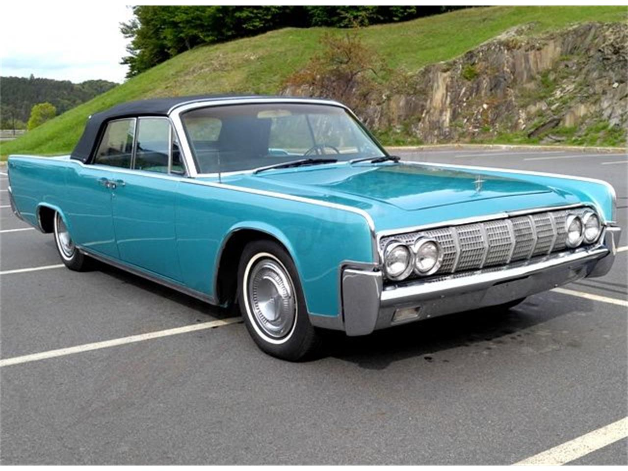 Large Picture Of 64 Continental Convertible Jamv