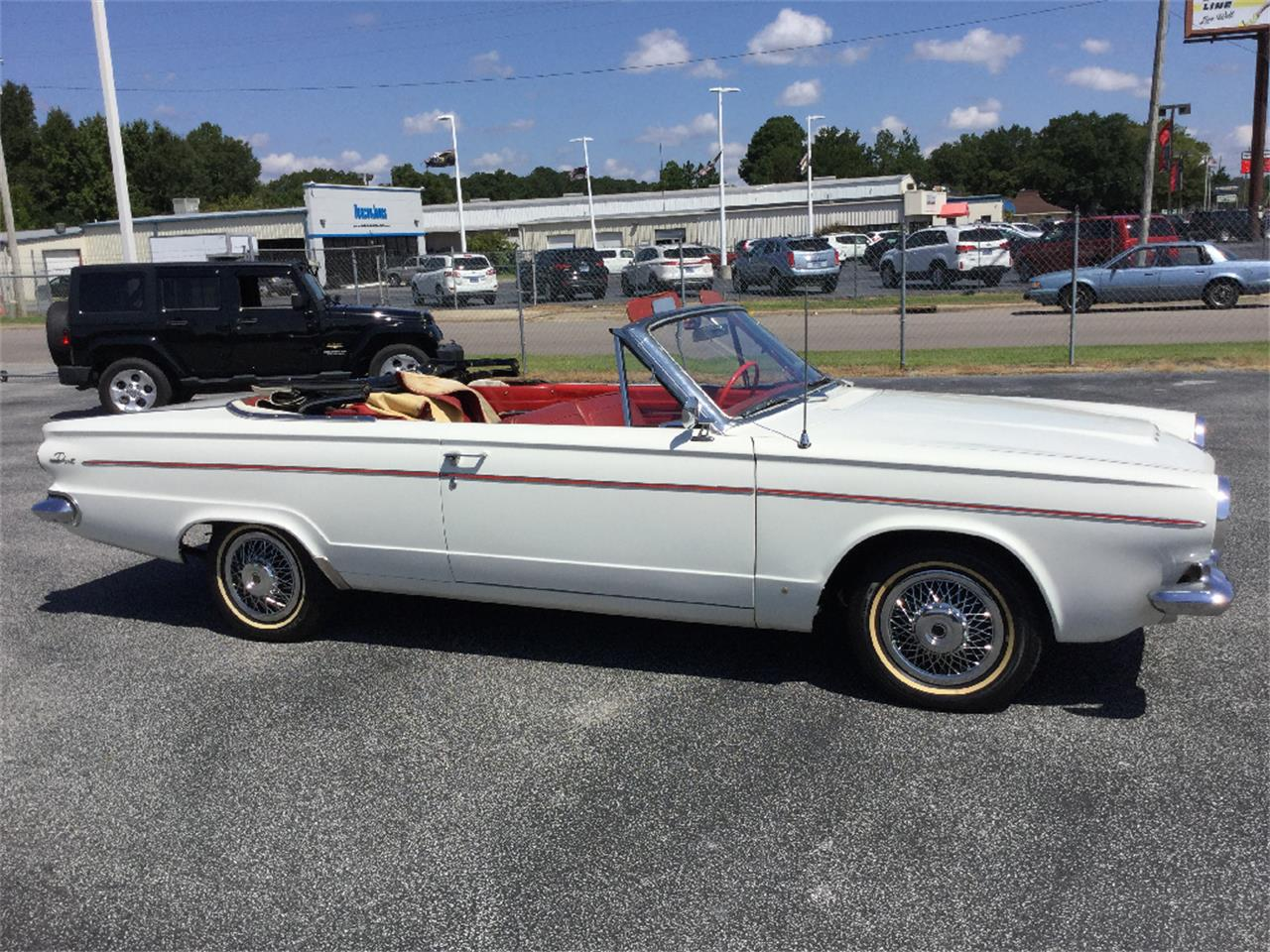 Large Picture of '63 Dart - JCDJ