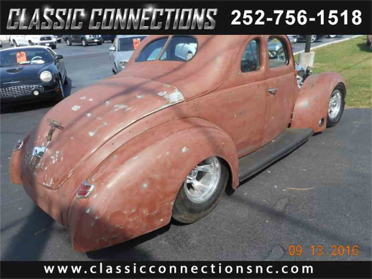 Large Picture of '40 Coupe - JCDK