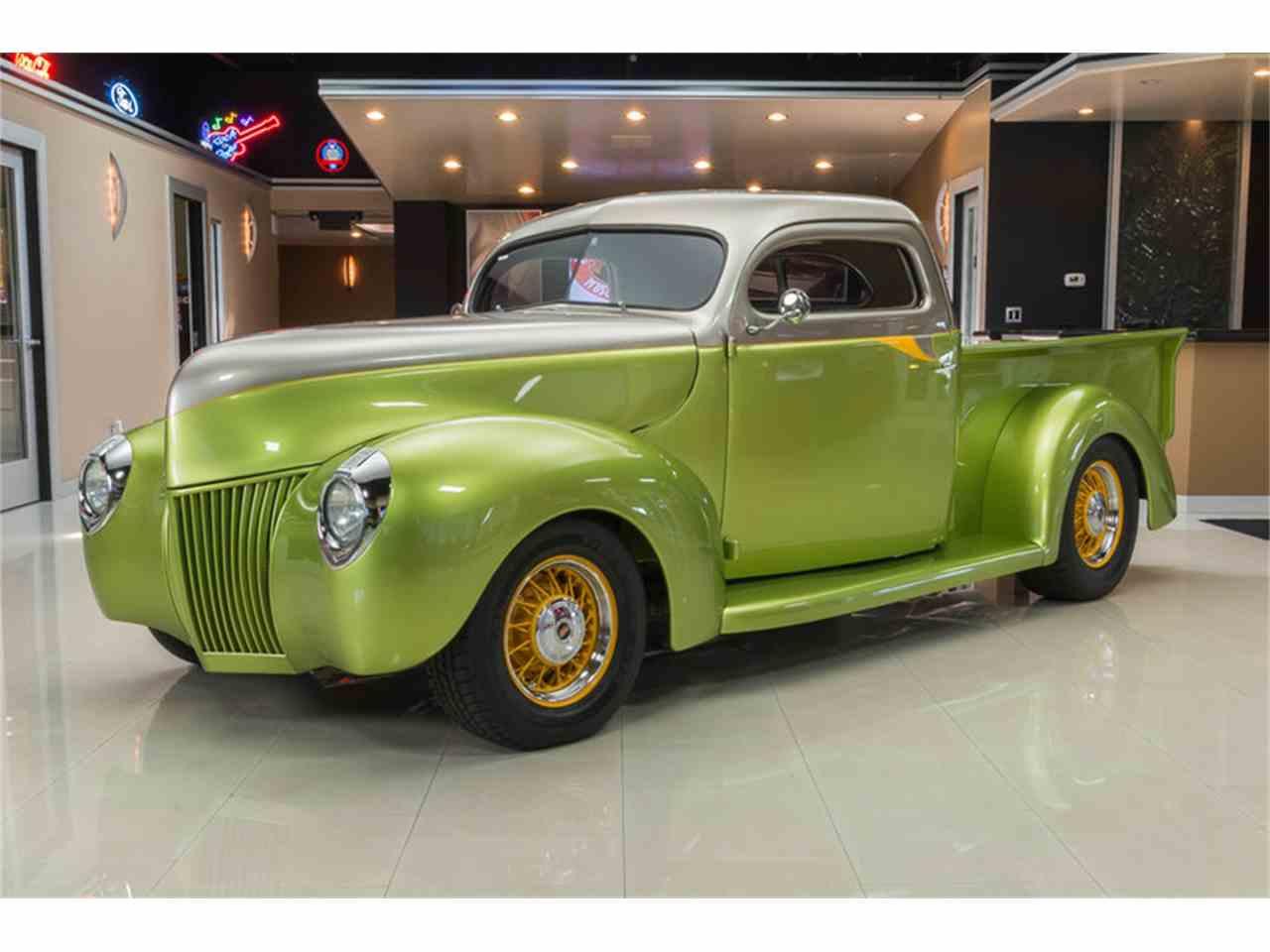 1940 ford pickup for sale cc 902530. Black Bedroom Furniture Sets. Home Design Ideas