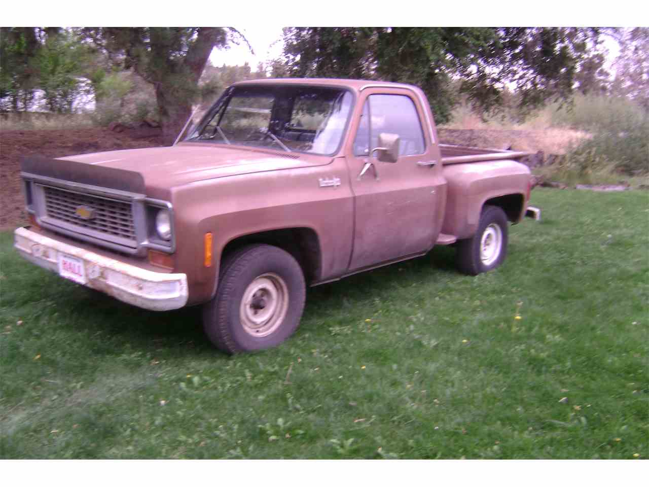 Large Picture of '74 C/K 10 - JCEO