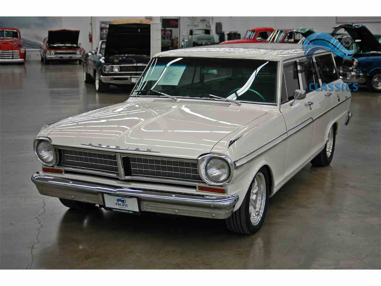 Large Picture of '63 Acadian - JCEV