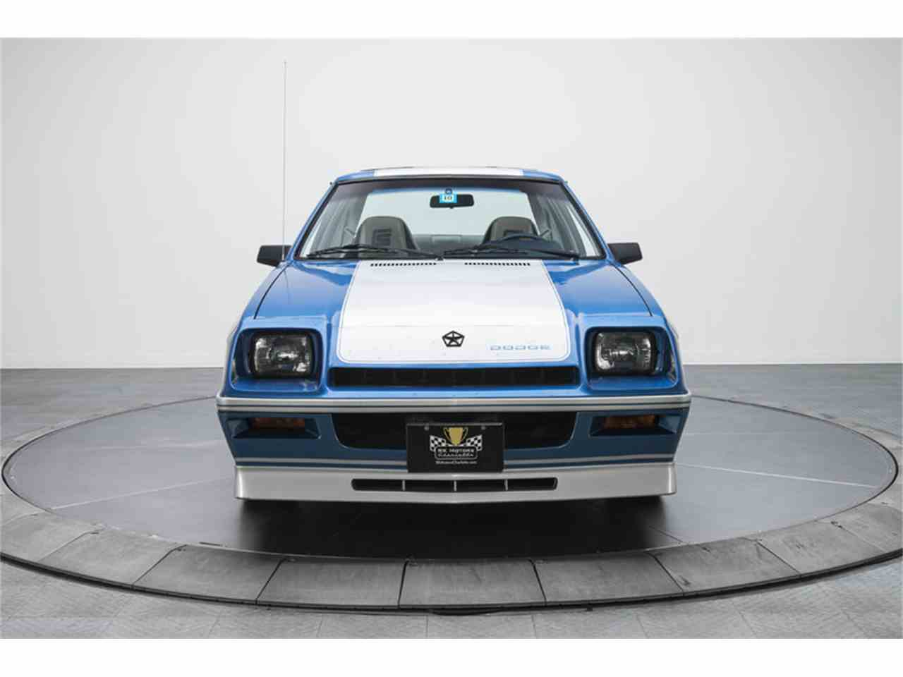 Large Picture of '83 Charger - JCHV