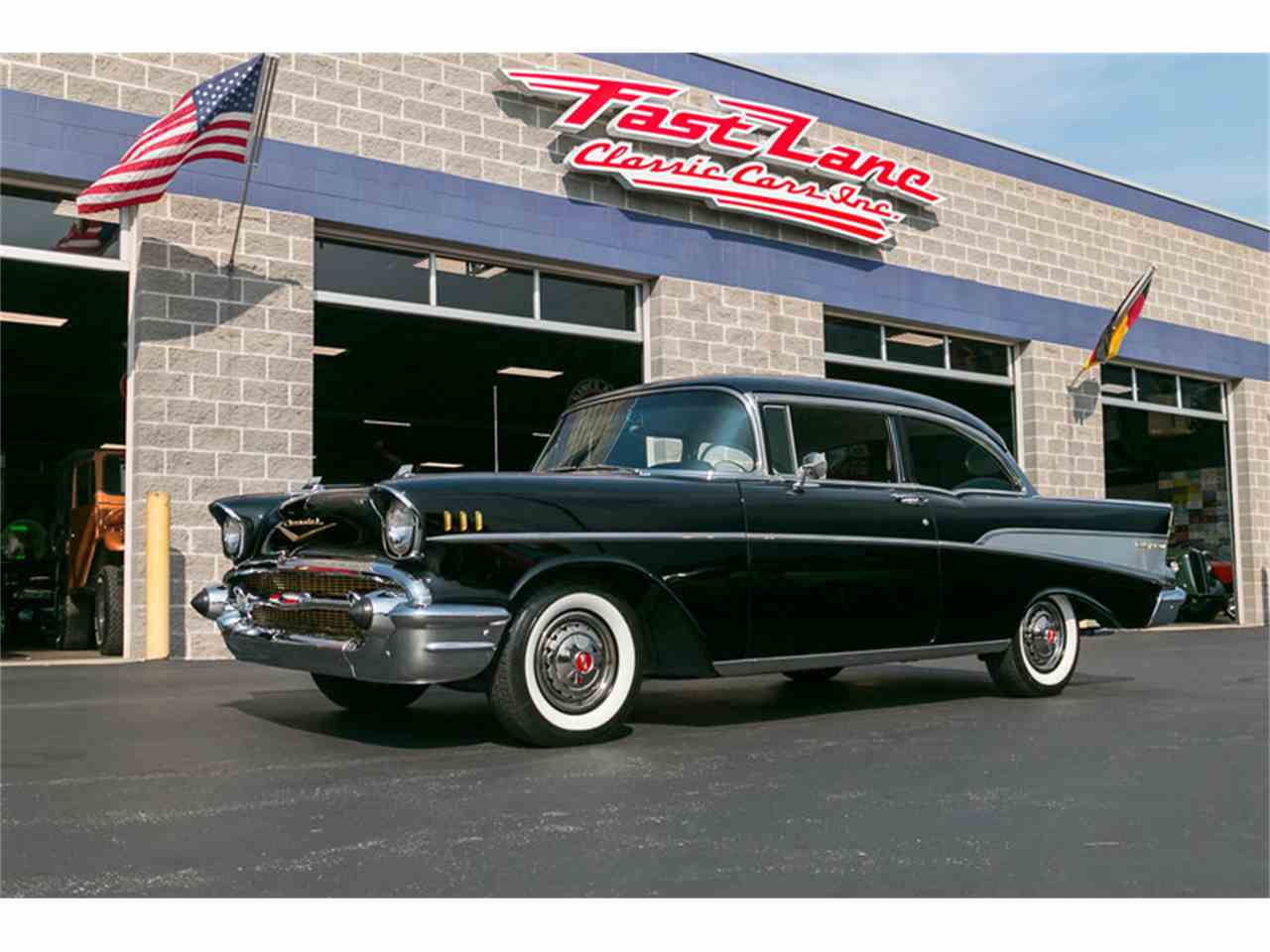 Large Picture of Classic 1957 Chevrolet Bel Air located in Missouri - JCKB