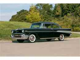 Picture of 1957 Chevrolet Bel Air located in St. Charles Missouri - $56,500.00 Offered by Fast Lane Classic Cars Inc. - JCKB