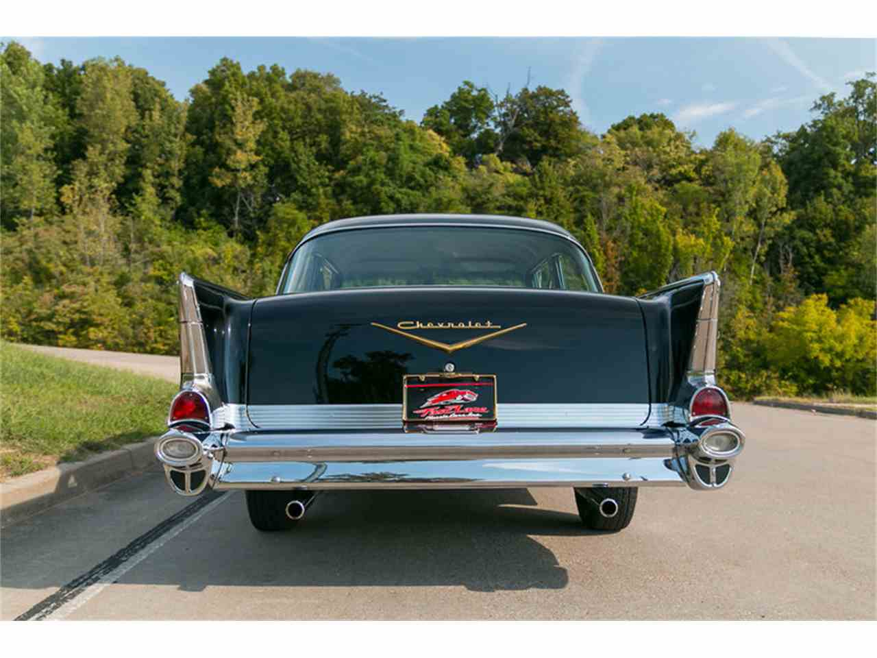 Large Picture of Classic 1957 Bel Air located in Missouri - $56,500.00 Offered by Fast Lane Classic Cars Inc. - JCKB