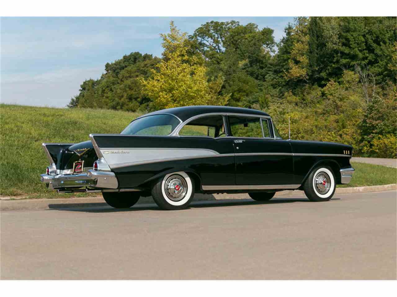 Large Picture of '57 Bel Air located in Missouri - $56,500.00 Offered by Fast Lane Classic Cars Inc. - JCKB