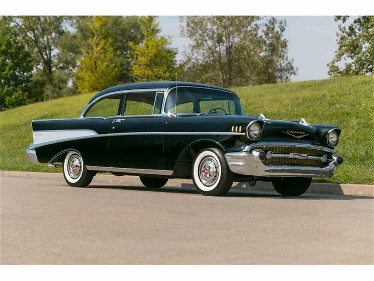 Large Picture of 1957 Chevrolet Bel Air - $56,500.00 - JCKB
