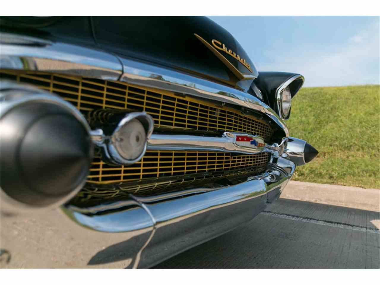 Large Picture of '57 Bel Air located in St. Charles Missouri - $56,500.00 Offered by Fast Lane Classic Cars Inc. - JCKB