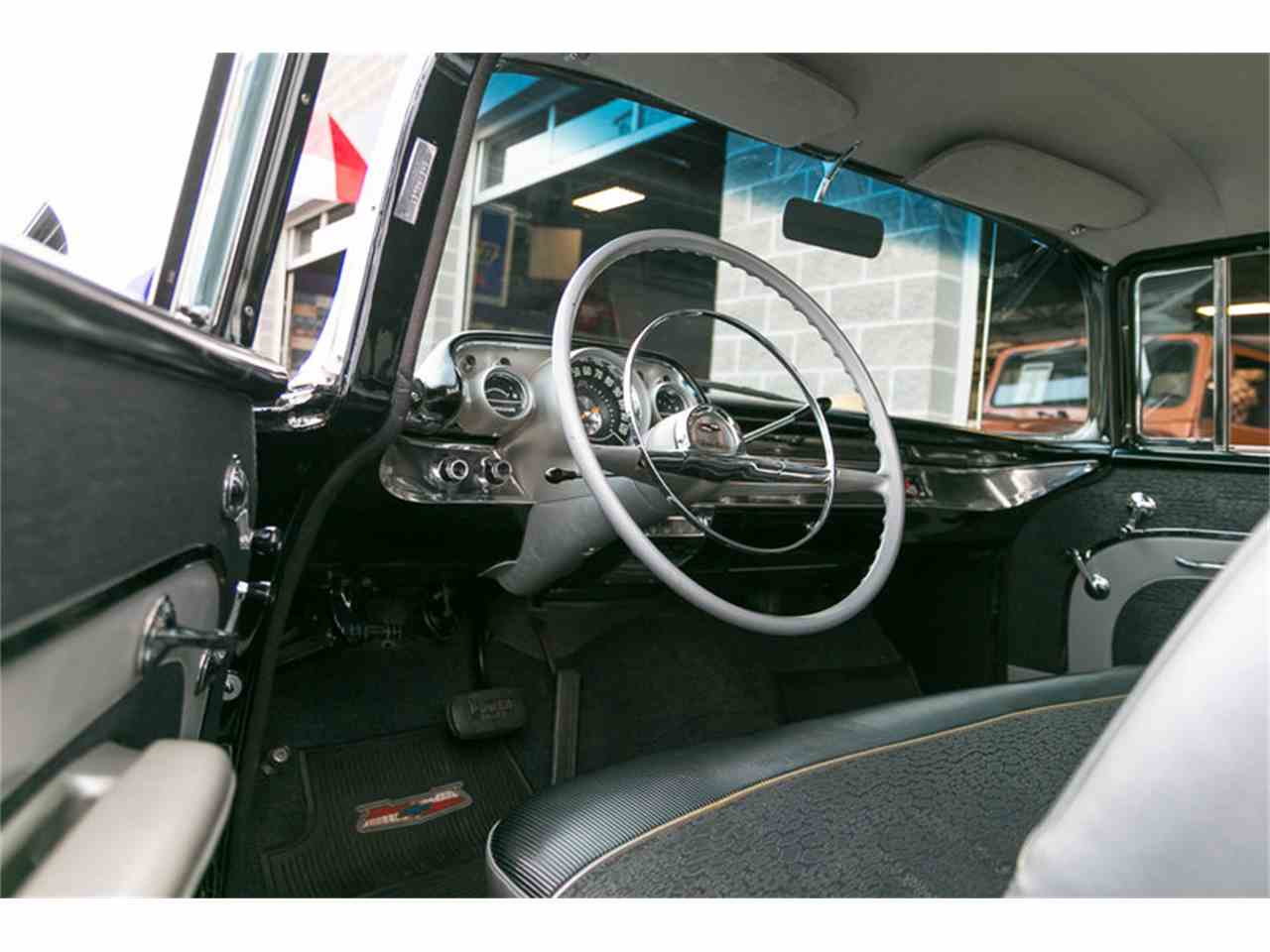 Large Picture of Classic '57 Chevrolet Bel Air - $56,500.00 Offered by Fast Lane Classic Cars Inc. - JCKB