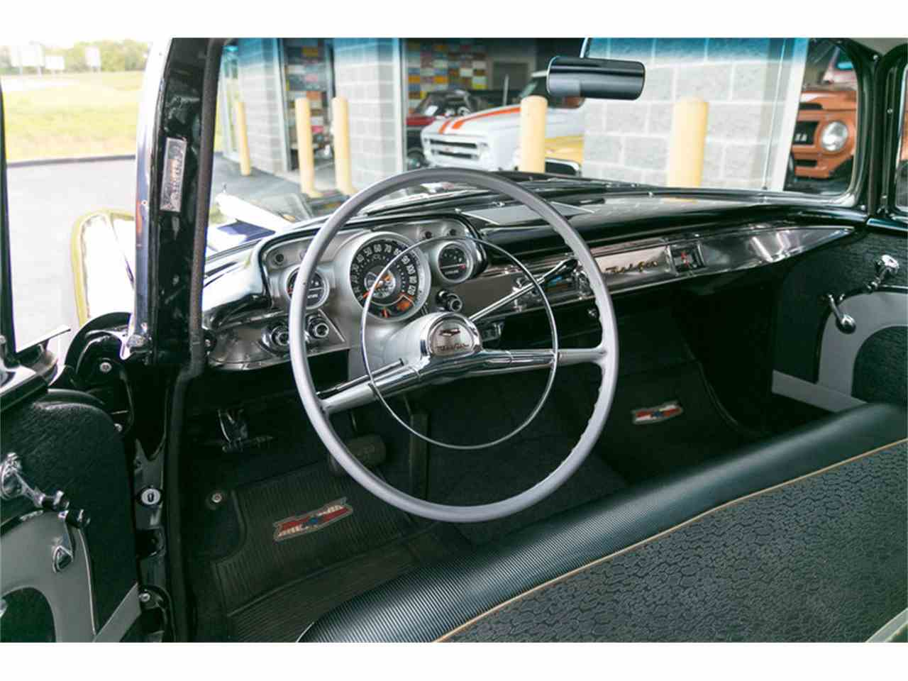 Large Picture of '57 Bel Air - $56,500.00 Offered by Fast Lane Classic Cars Inc. - JCKB