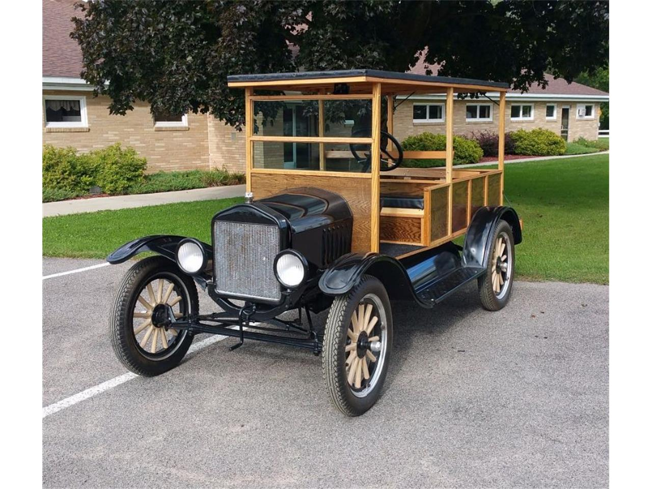 Large Picture of '25 Ford Model T - JCL2