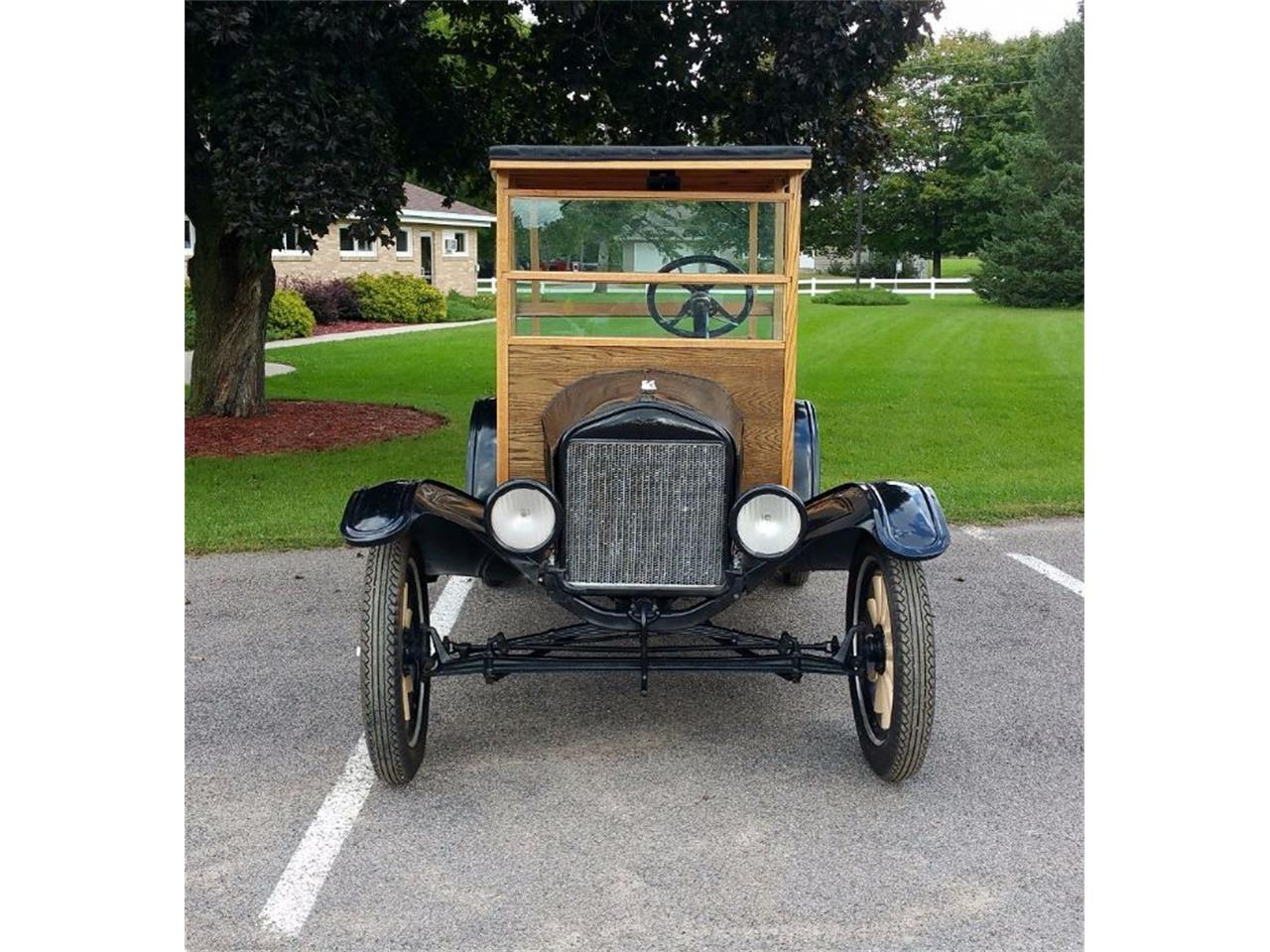 Large Picture of '25 Model T - JCL2