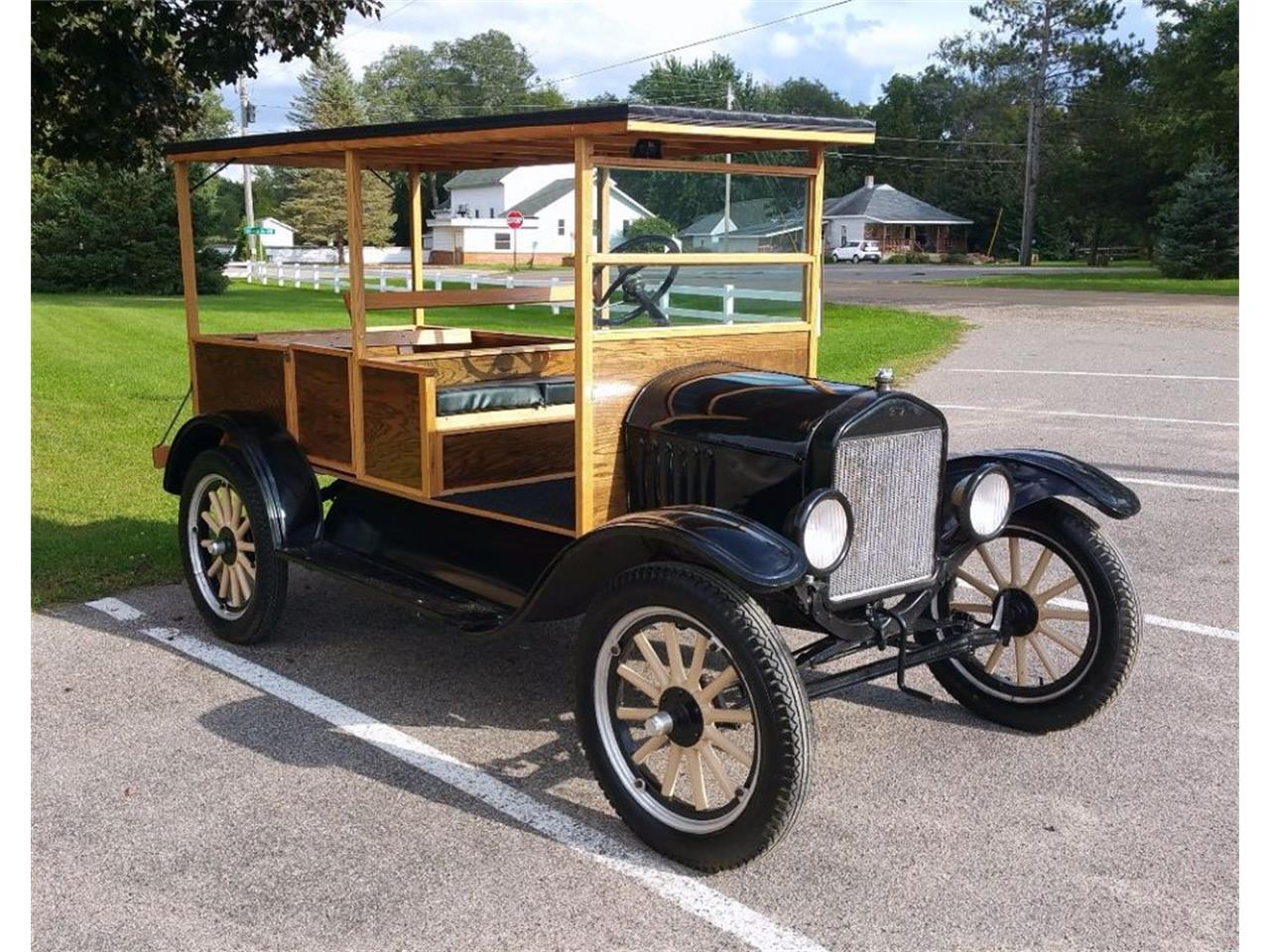 Large Picture of Classic '25 Model T - $9,950.00 - JCL2