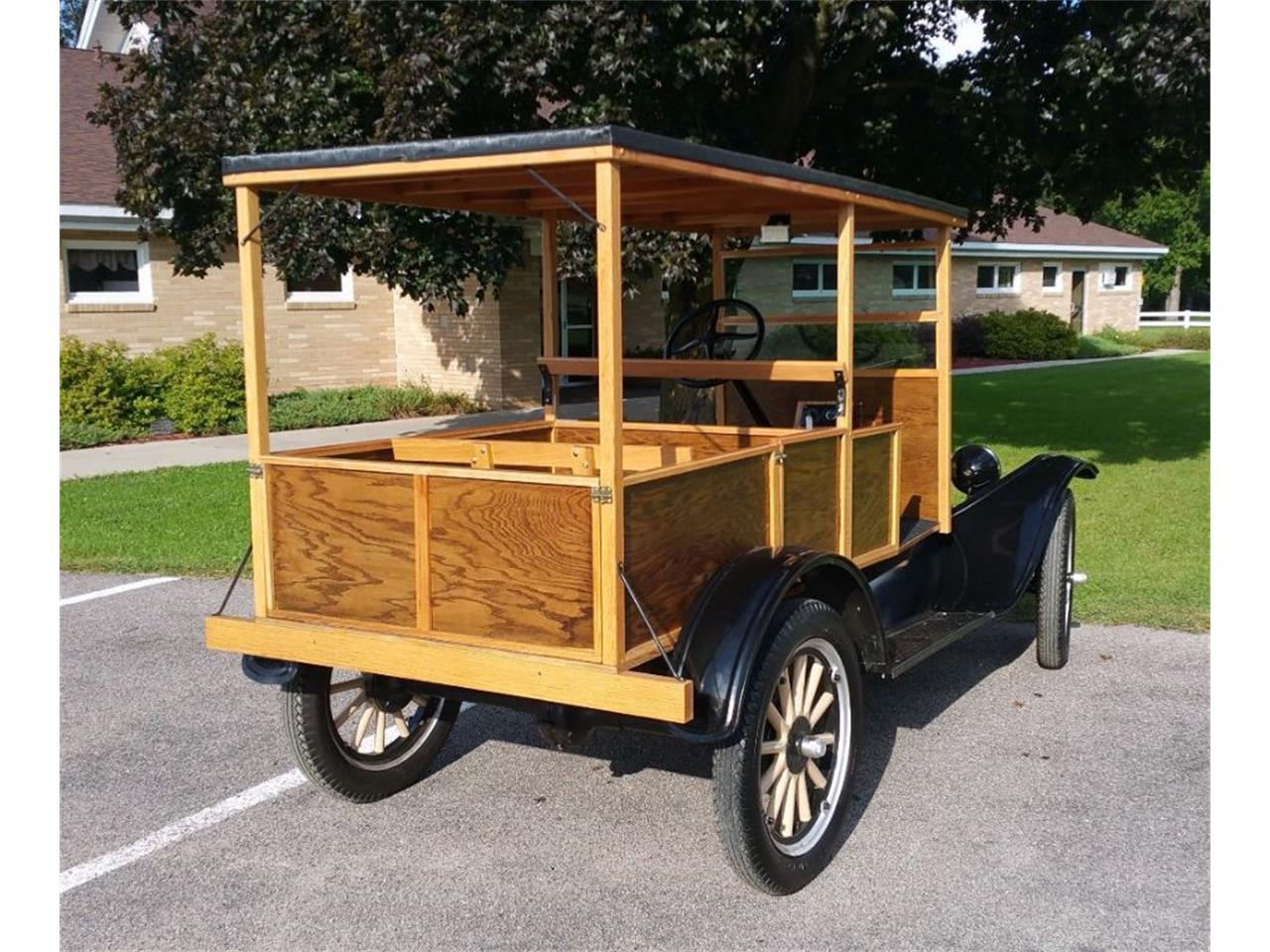 Large Picture of '25 Model T Offered by Silver Creek Classics - JCL2