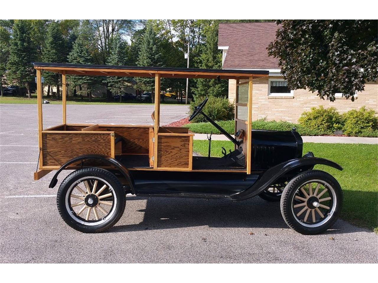 Large Picture of 1925 Ford Model T - $9,950.00 Offered by Silver Creek Classics - JCL2
