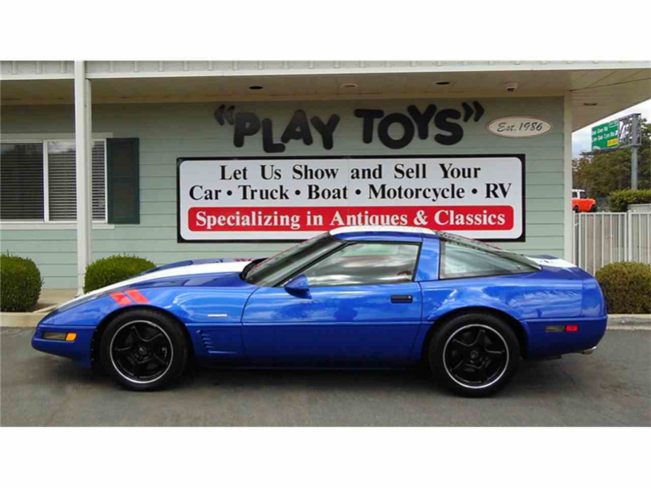 Large Picture of '96 Corvette - JCNA