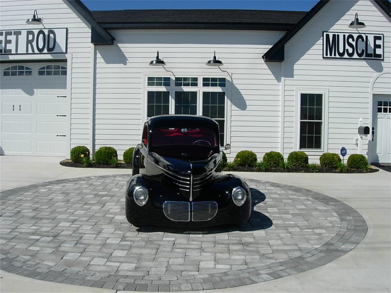 Large Picture of Classic 1940 Willys Coupe located in Newark Ohio Offered by JJ Rods, LLC - JCOC
