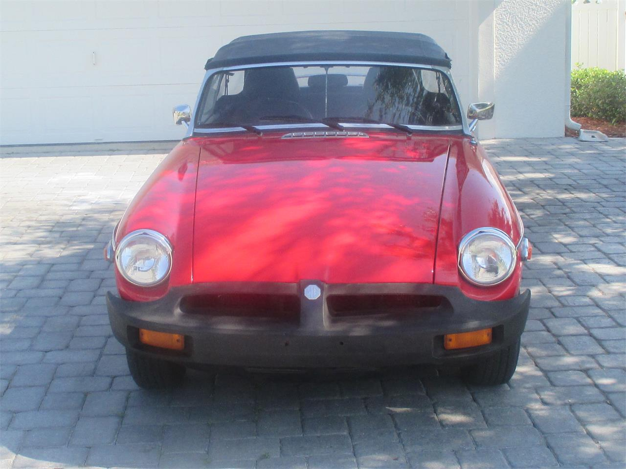 Large Picture of '80 MGB - JCOF