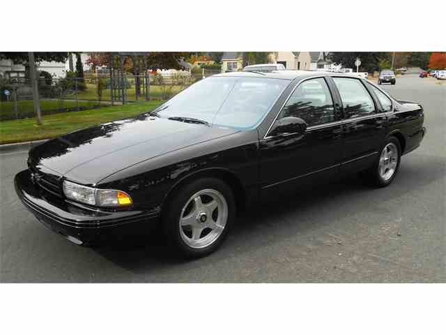 Picture of '96 Impala SS - JCOP