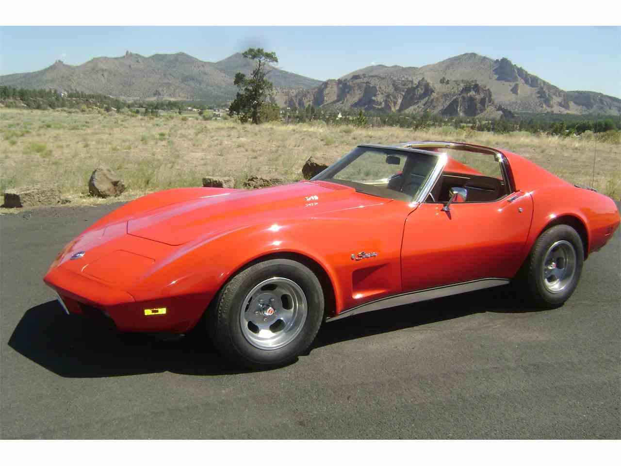 Large Picture of '74 Corvette - JCP4