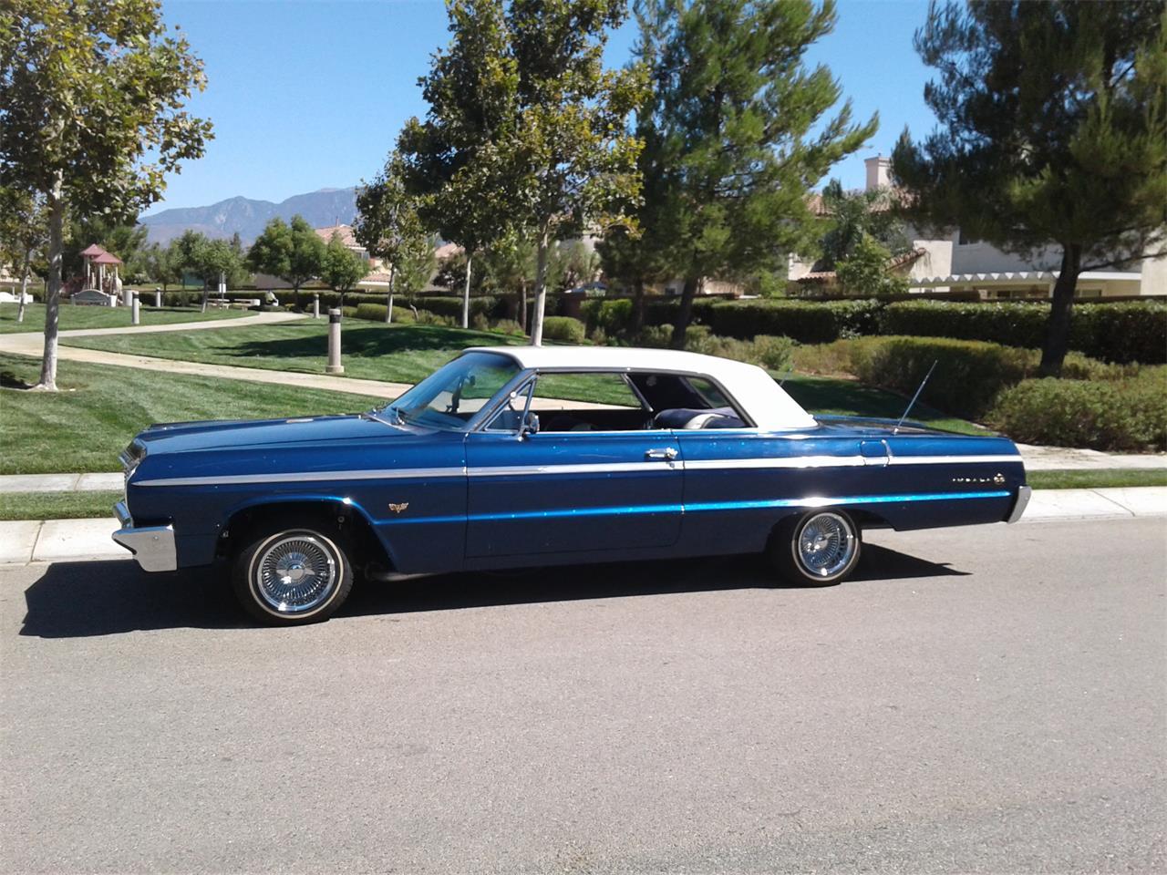 1964 Chevrolet Impala Ss >> 1964 Chevrolet Impala Ss For Sale Classiccars Com Cc 902931