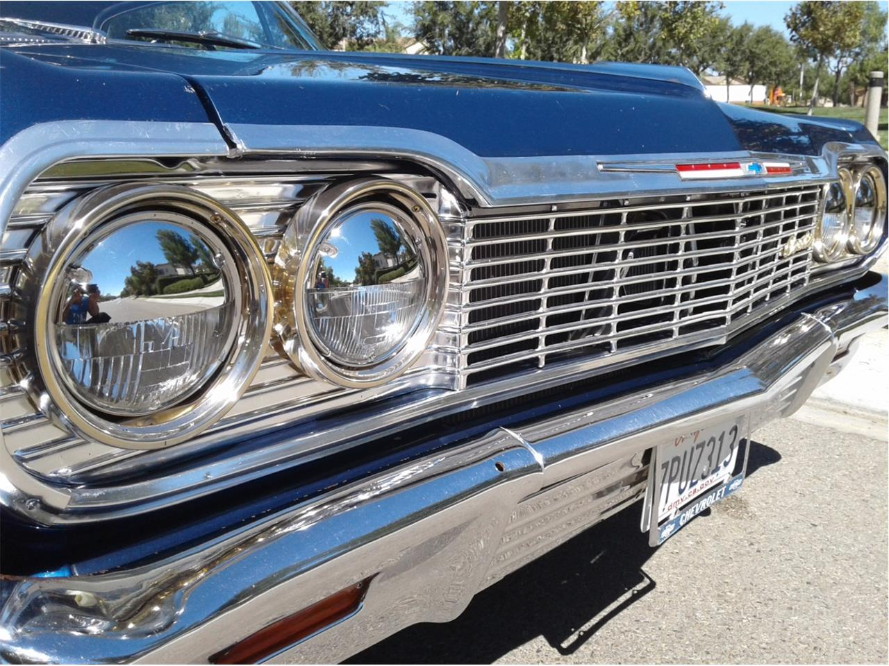 Large Picture of '64 Impala SS - JCPF
