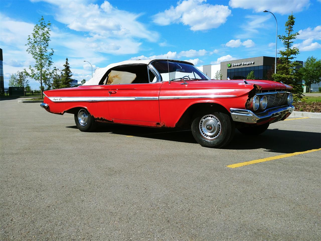 Large Picture of '61 Impala - JCPH