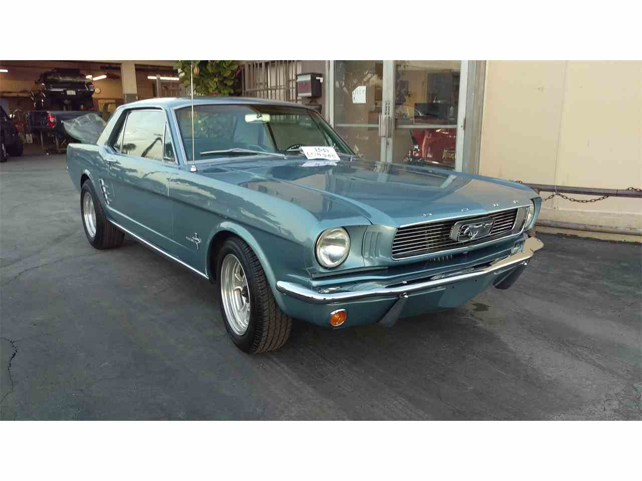 Large Picture of '66 Mustang - JCQD