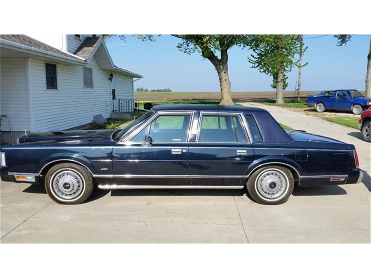 1985 Lincoln Town Car For Cliccars Cc 902994