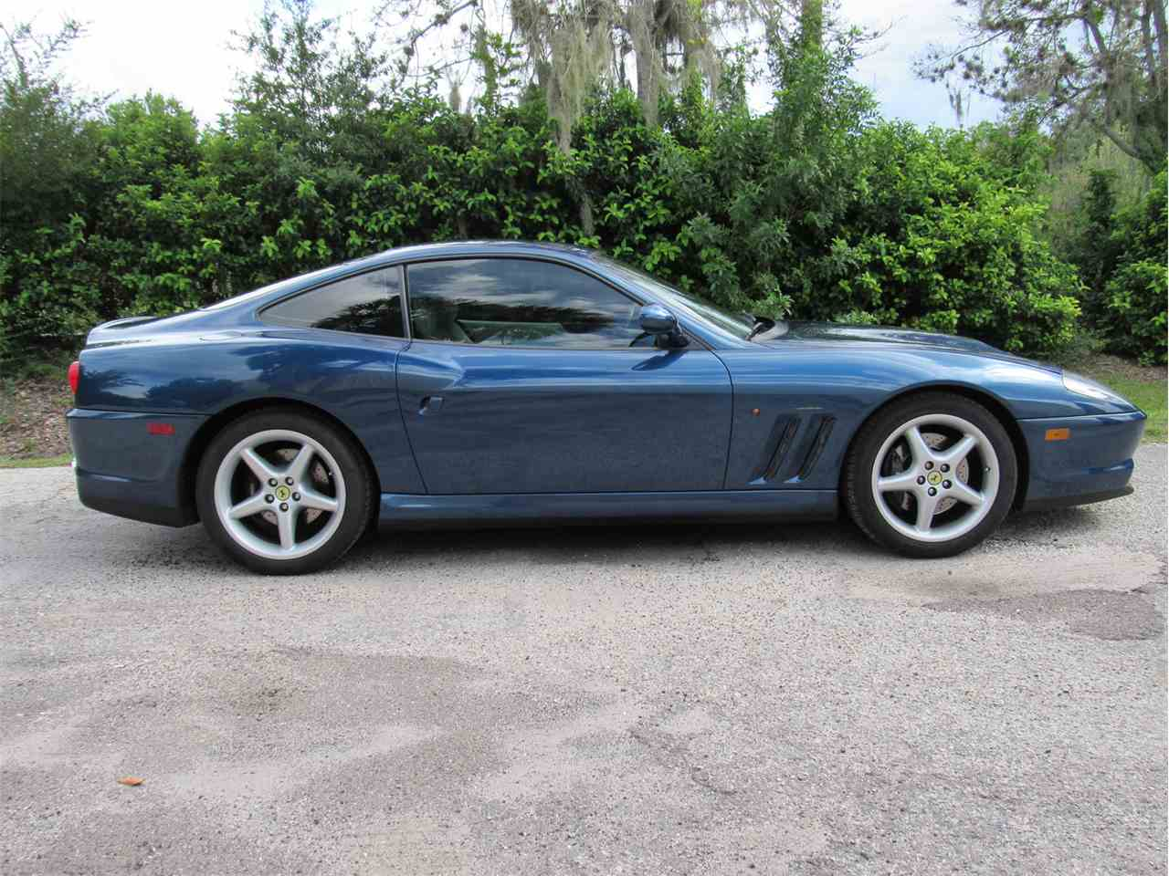 Large Picture of '98 Ferrari 550 Maranello located in Florida - $119,900.00 Offered by Vintage Motors Sarasota - JAOV