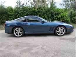 Picture of 1998 Ferrari 550 Maranello - $119,900.00 Offered by Vintage Motors Sarasota - JAOV