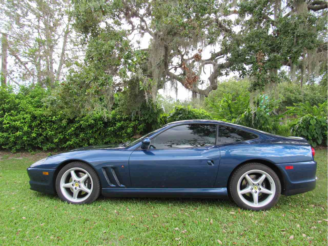 Large Picture of 1998 Ferrari 550 Maranello located in Florida - $119,900.00 Offered by Vintage Motors Sarasota - JAOV