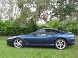 Picture of '98 Ferrari 550 Maranello located in Sarasota Florida - JAOV