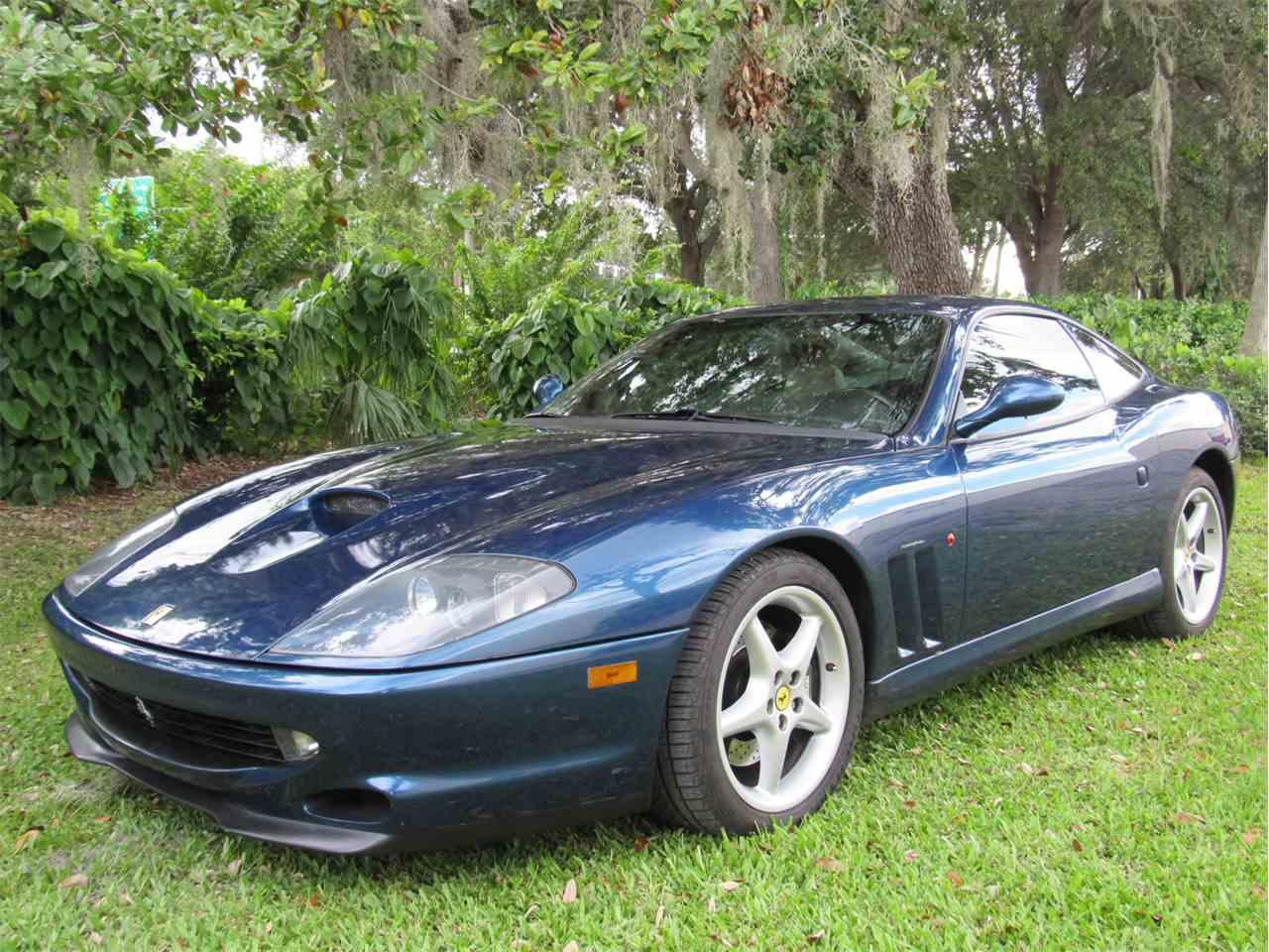 Large Picture of '98 550 Maranello located in Sarasota Florida - $119,900.00 - JAOV