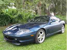 Picture of 1998 Ferrari 550 Maranello - $119,900.00 - JAOV