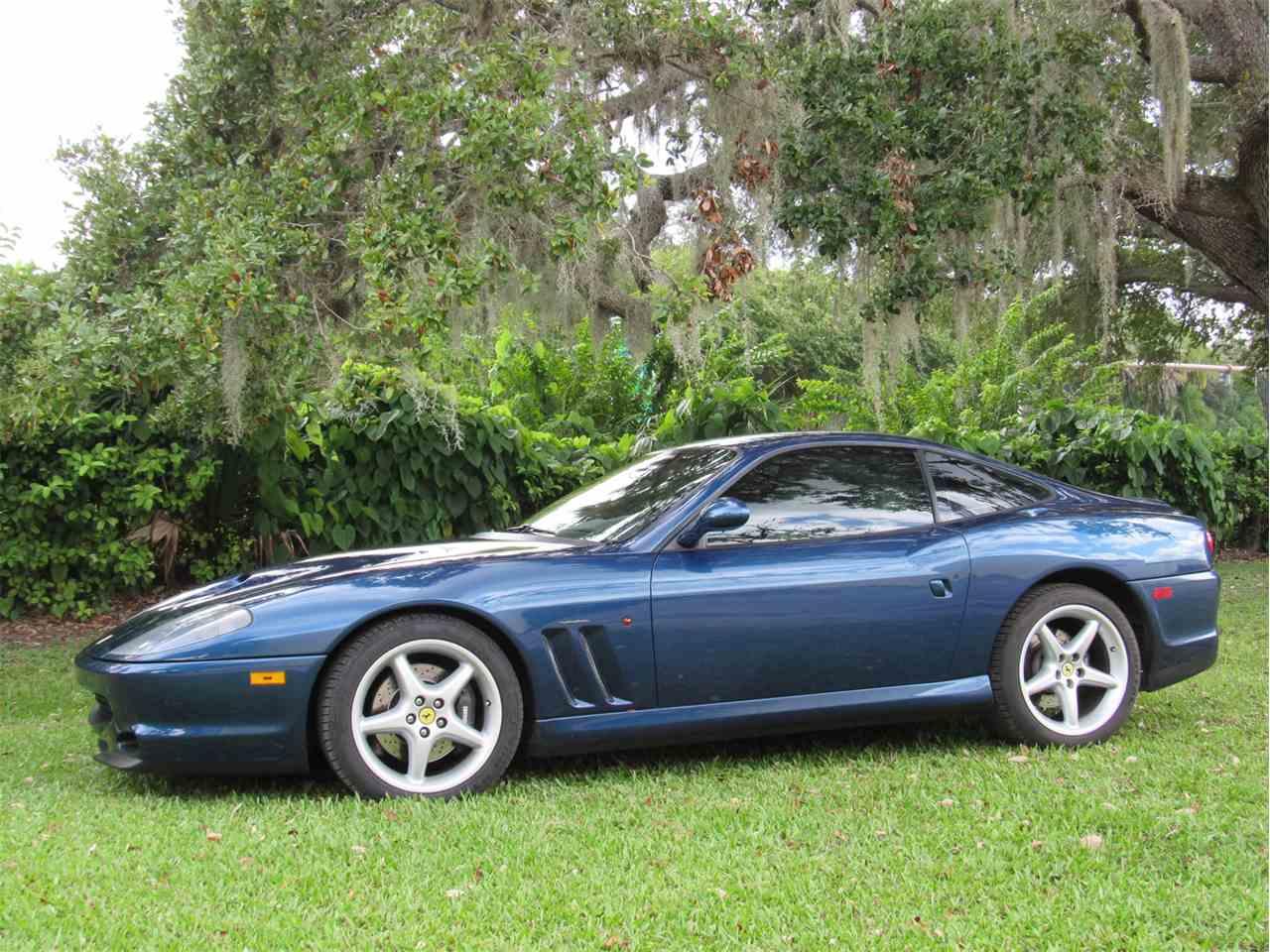 Large Picture of '98 Ferrari 550 Maranello - $119,900.00 Offered by Vintage Motors Sarasota - JAOV