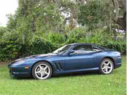 Picture of '98 550 Maranello located in Sarasota Florida - $119,900.00 Offered by Vintage Motors Sarasota - JAOV