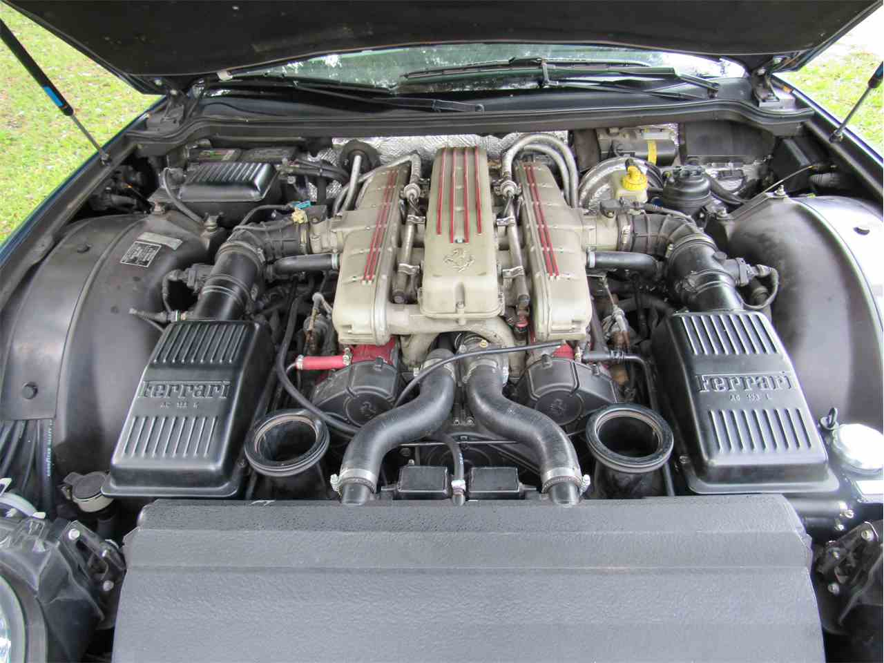 Large Picture of '98 550 Maranello located in Florida Offered by Vintage Motors Sarasota - JAOV
