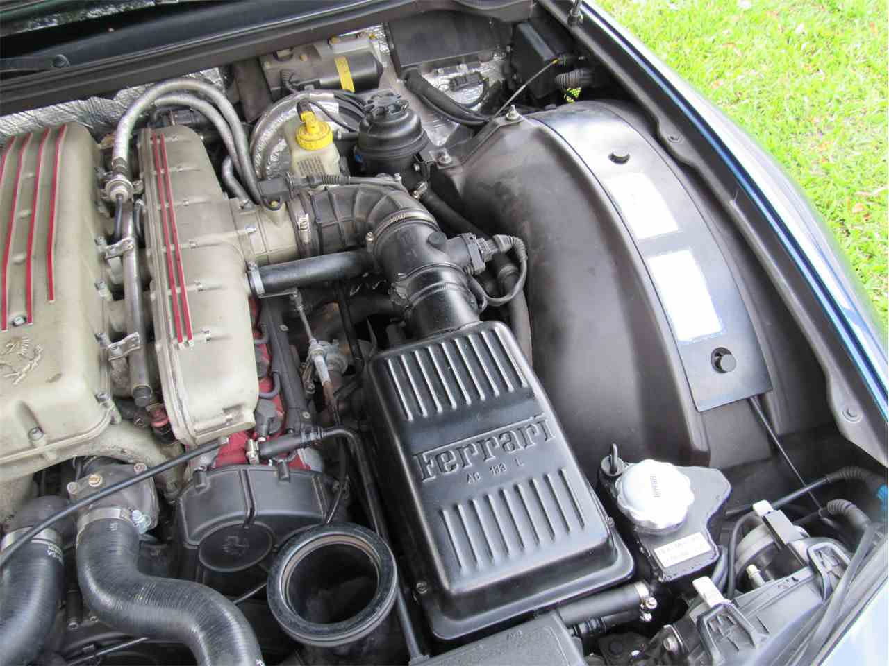 Large Picture of '98 550 Maranello located in Sarasota Florida Offered by Vintage Motors Sarasota - JAOV