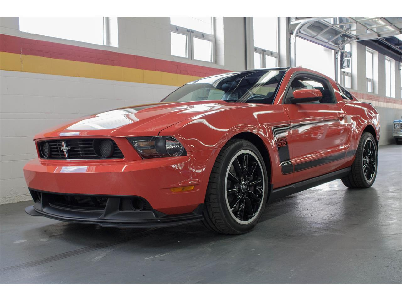 Large Picture of 2012 Mustang located in Montreal Quebec Offered by John Scotti Classic Cars - JAP2