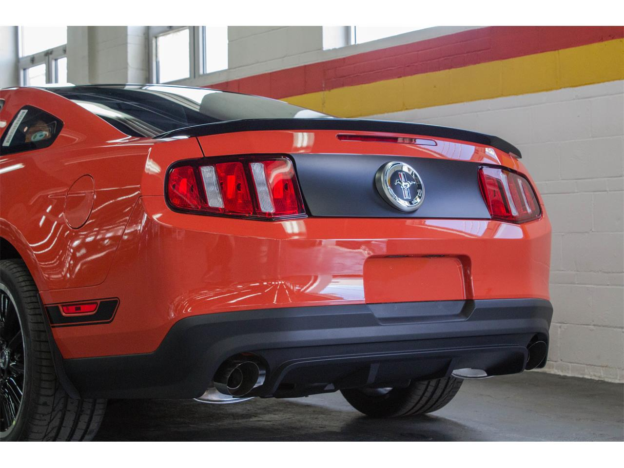 Large Picture of '12 Mustang - JAP2