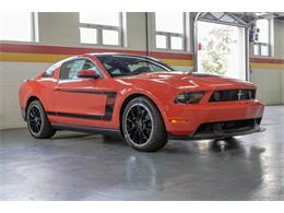 Picture of '12 Mustang located in Montreal Quebec - $62,995.00 Offered by John Scotti Classic Cars - JAP2