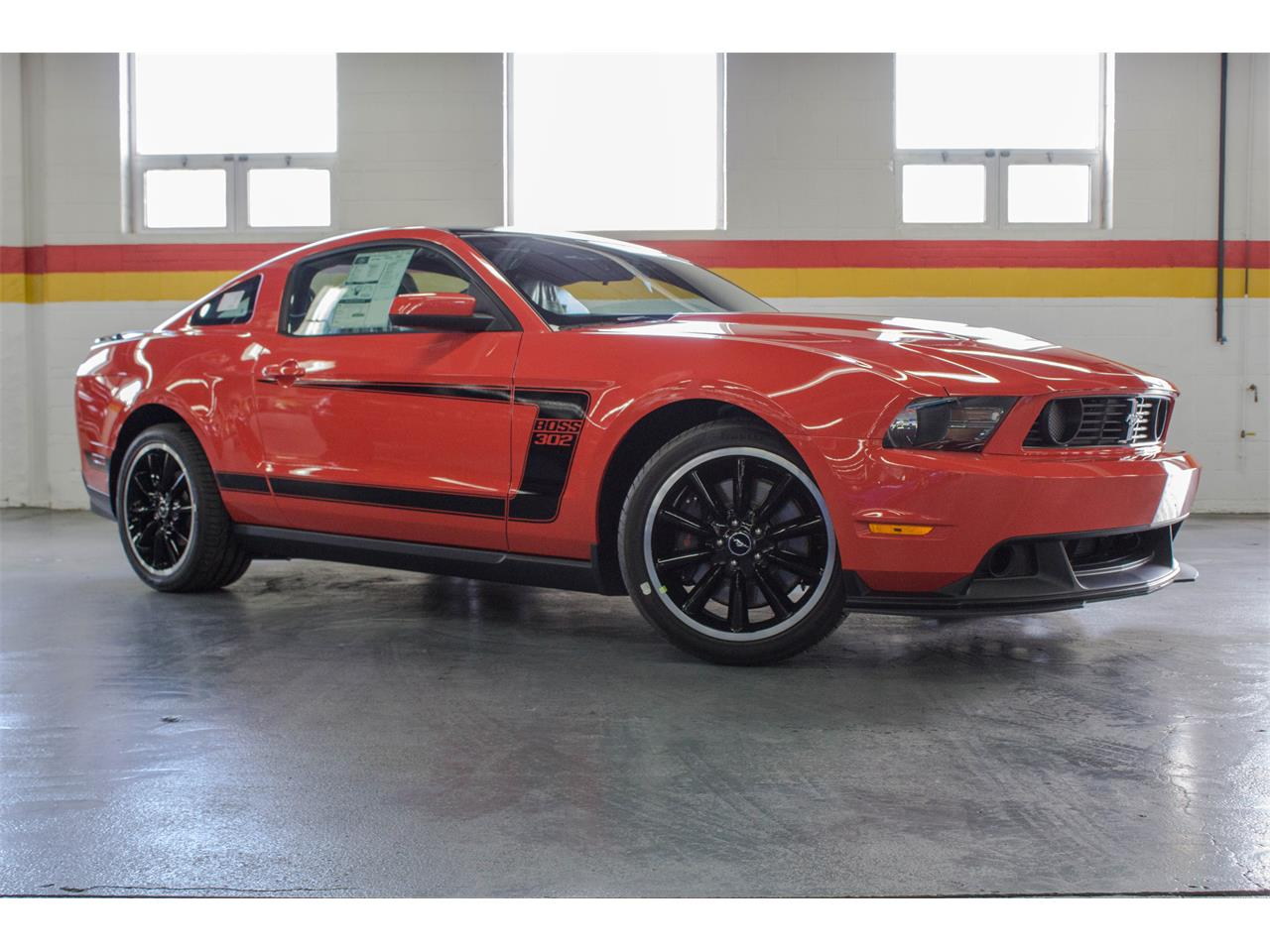 Large Picture of 2012 Mustang located in Montreal Quebec - $62,995.00 Offered by John Scotti Classic Cars - JAP2
